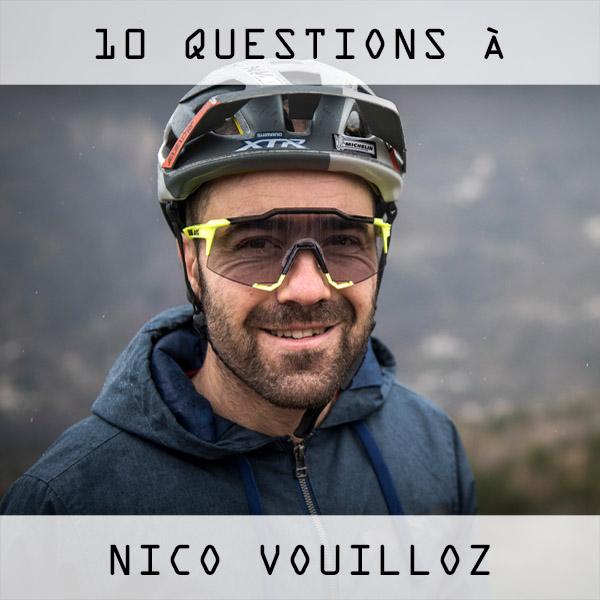 Interview: 10 questions à Nicolas Vouilloz