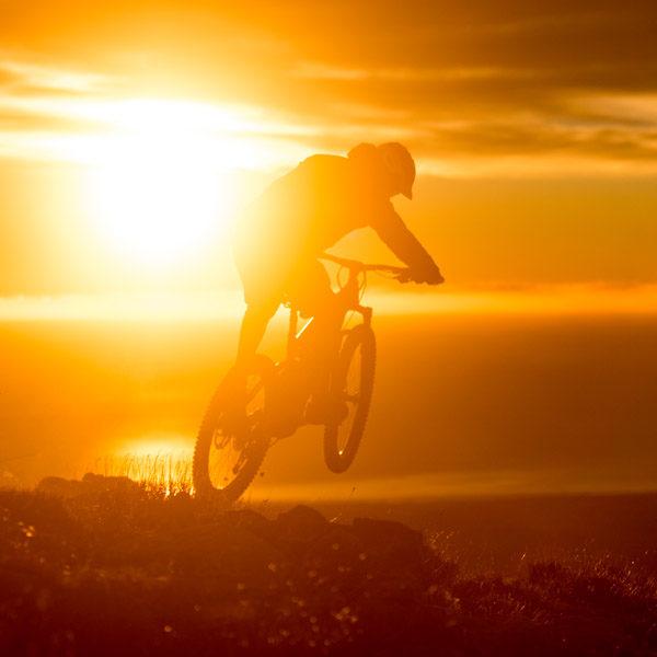 Riding plein les yeux: Mission Lever de Soleil le 28 novembre