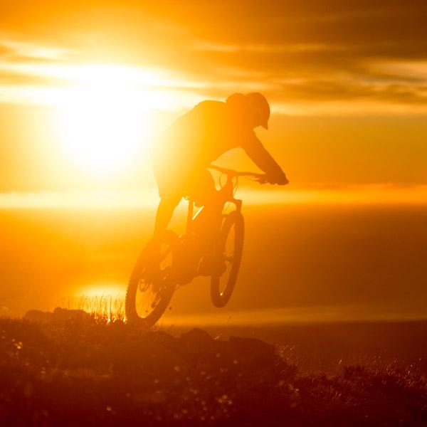 Riding: Mission Lever de Soleil & Golden Ride