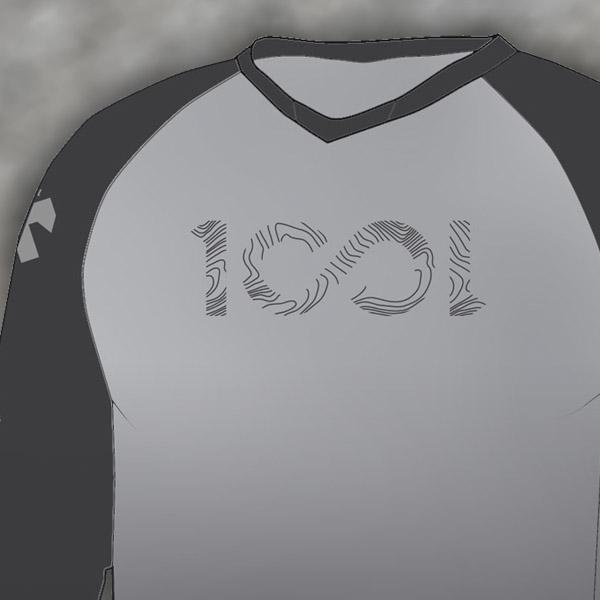 Nouveauté: un maillot hommage aux Terres Grises