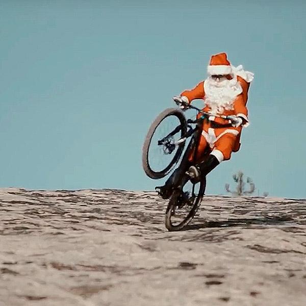 Vidéo: NV10, un Père Noël 10x champion du monde