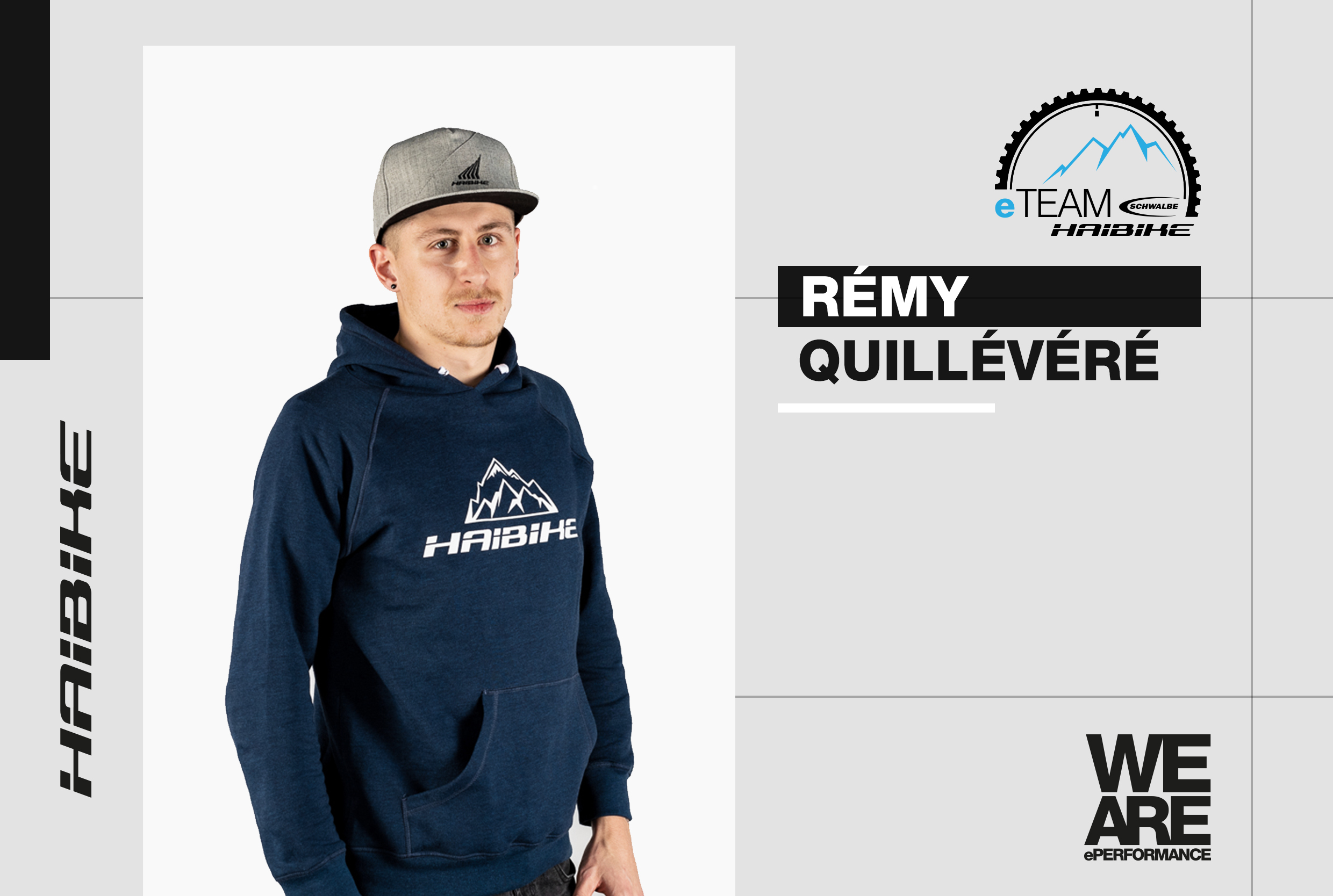 Haibike Remy Quillevere