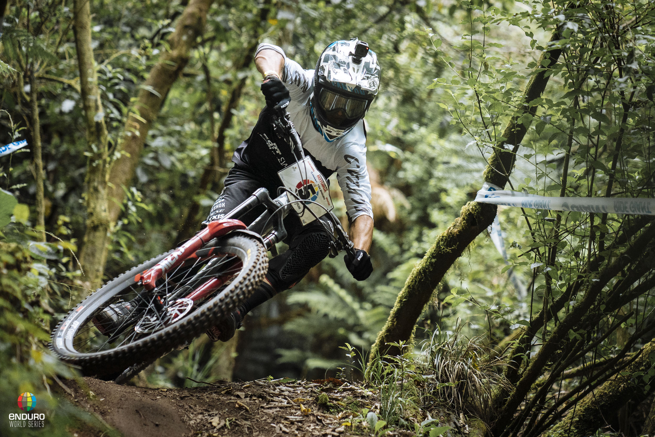 Dimitri Tordo has been riding incredibly confidently in practice.