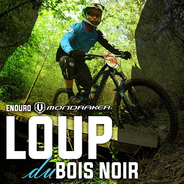 Loup du Bois Noir, 1ère manche du Mondraker Enduro Tour