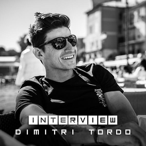 Interview: 10 questions à Dimitri Tordo