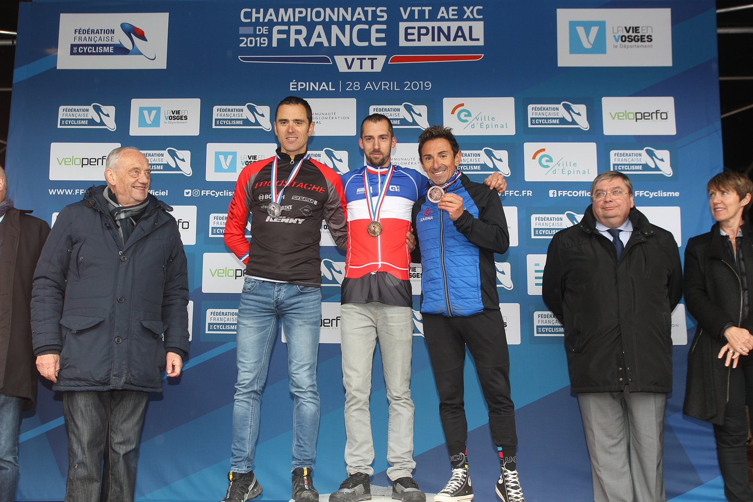 championnats france vttae xc 2019_photo FFC 1