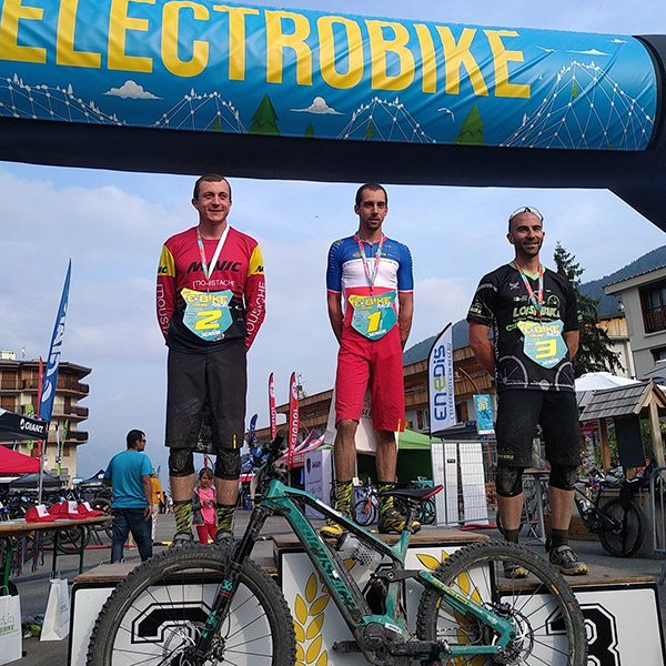 podium electro bike auron 2019