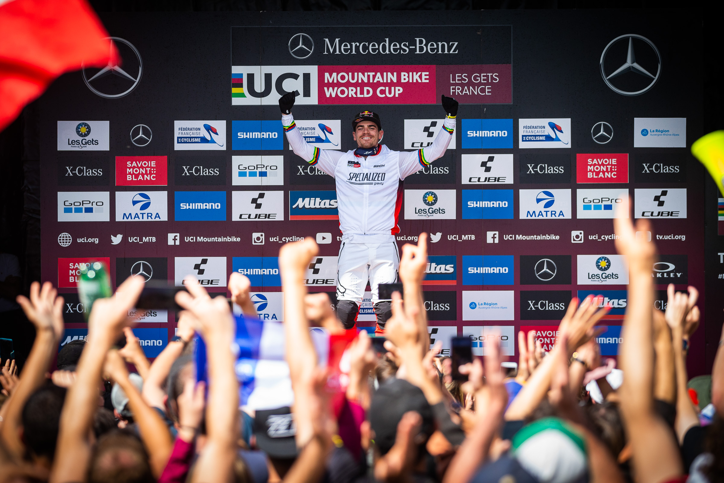 world cup dh les gets 2019 bruni leader