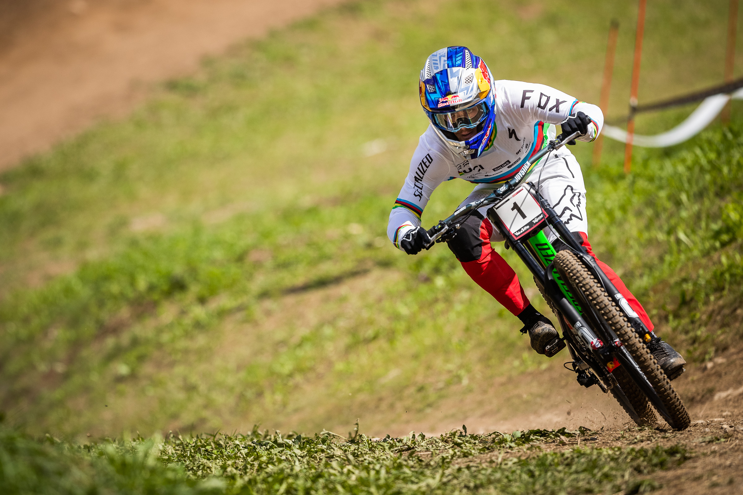 world cup dh val di sole 2019 bruni 2