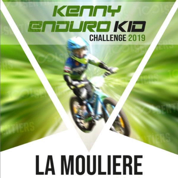 Résultats: Enduro Kid de la Moulière 2019