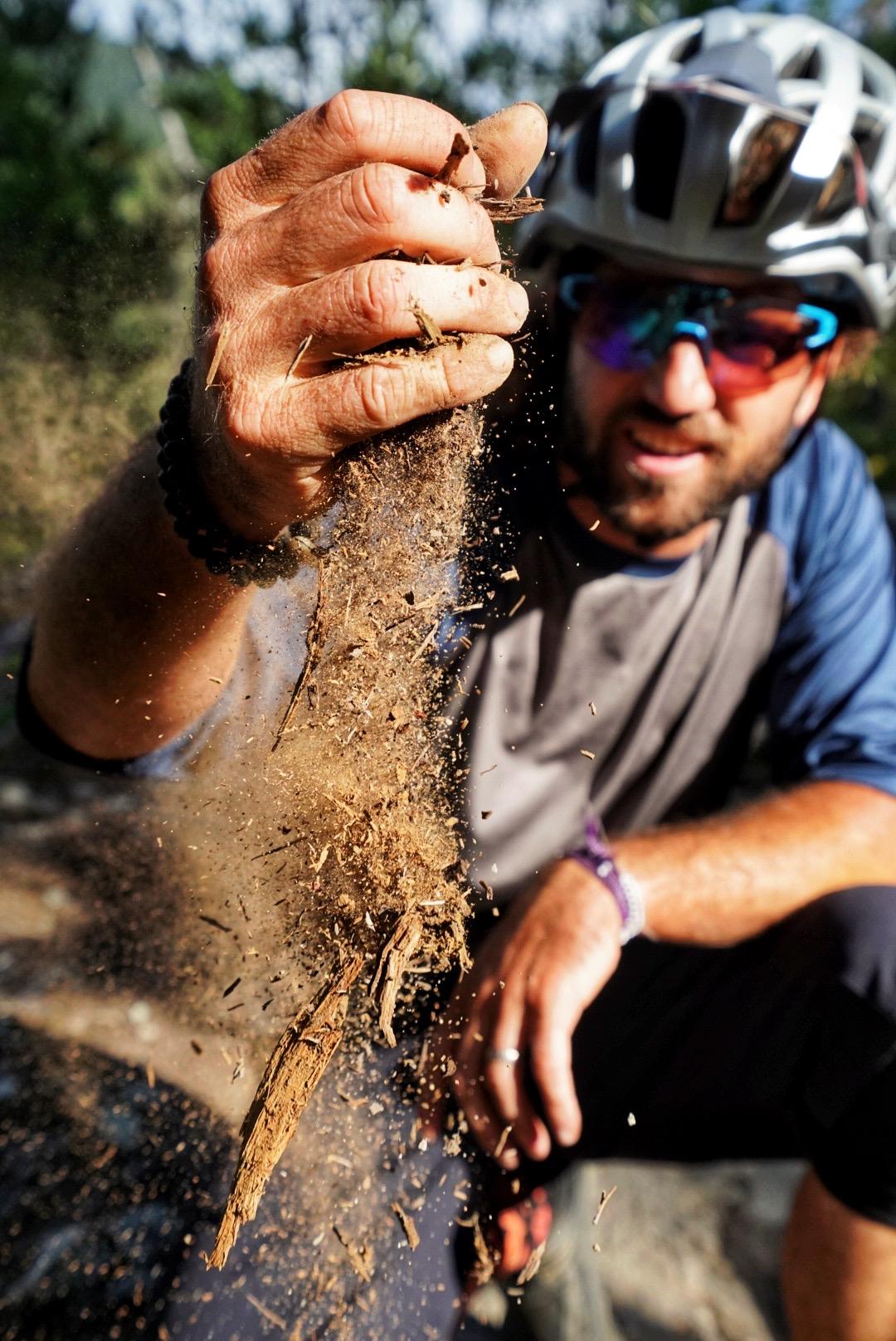 Whistler dirt