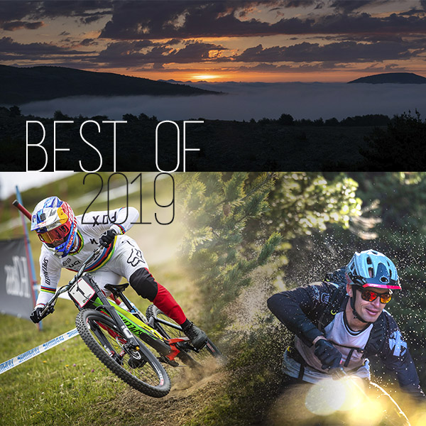 Rétrospective: Best of VTT de l'année 2019