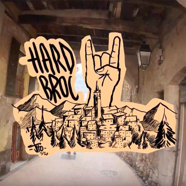 Vidéo: Hard-Broc, ride pré-apocalyptique by Tito