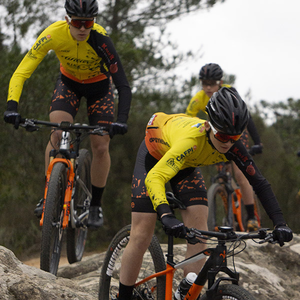 Team Bagnol JO.WE Bike+ dans les starting-blocks