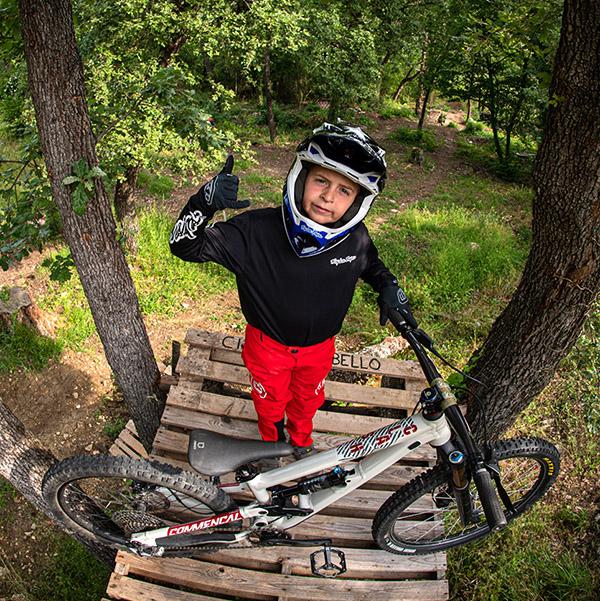 La relève précoce: Toni Malfatto, 9 ans