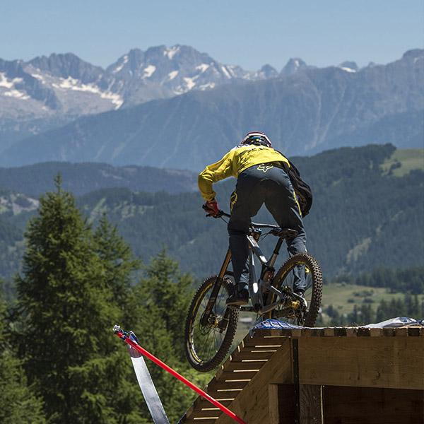Bikeparks: Valberg et ses super pistes ouvrent fin juin