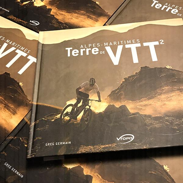 Alpes-Maritimes Terre de VTT 2 est arrivé !