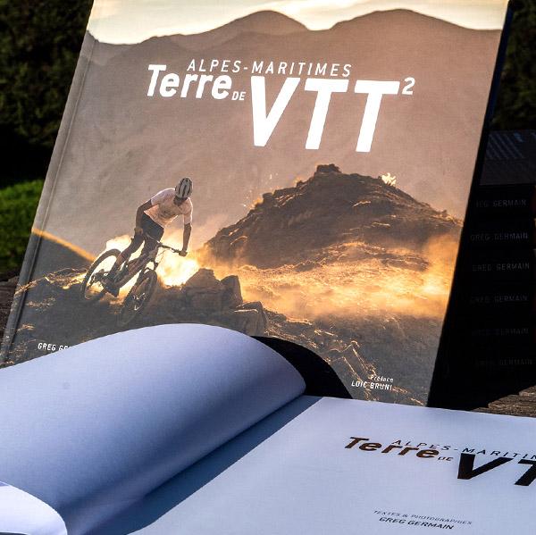Alpes-Maritimes Terre de VTT 2: 1ers arrivages en magasins