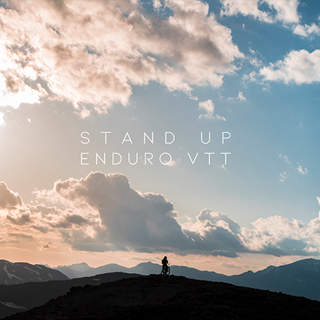 Stand-Up Enduro: une nouvelle course fun et caritative
