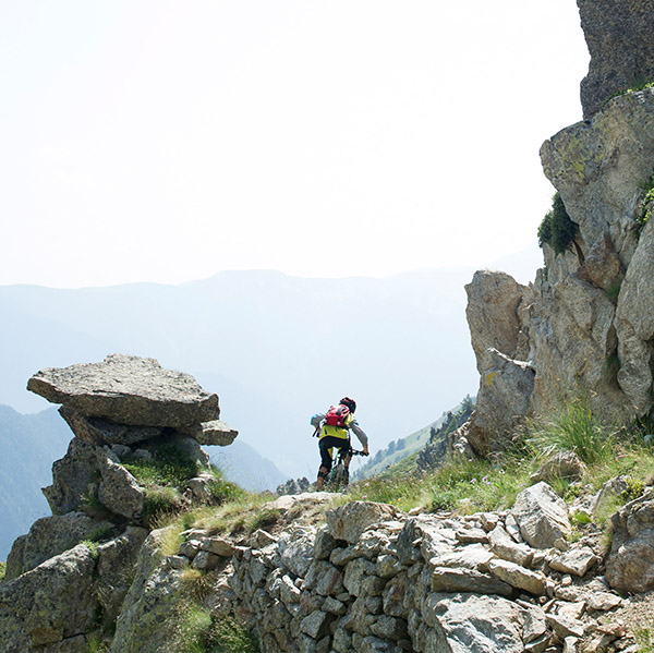 Riding : Session navette alpine inédite en juillet