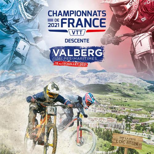 Championnats de France DH 2021 : Sacrés à Valberg