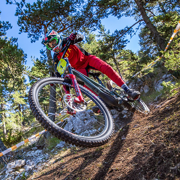 Résultats : DH la Moulière & Ride for Yann