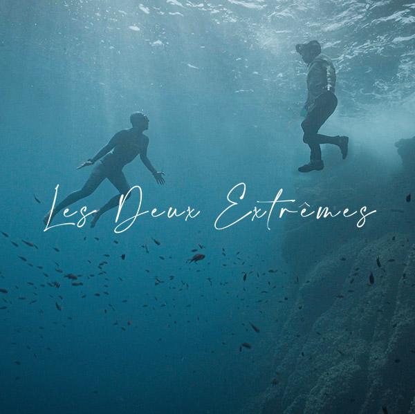 Vidéo : Les deux extrêmes – Yannis Pelé & Guillaume Néry