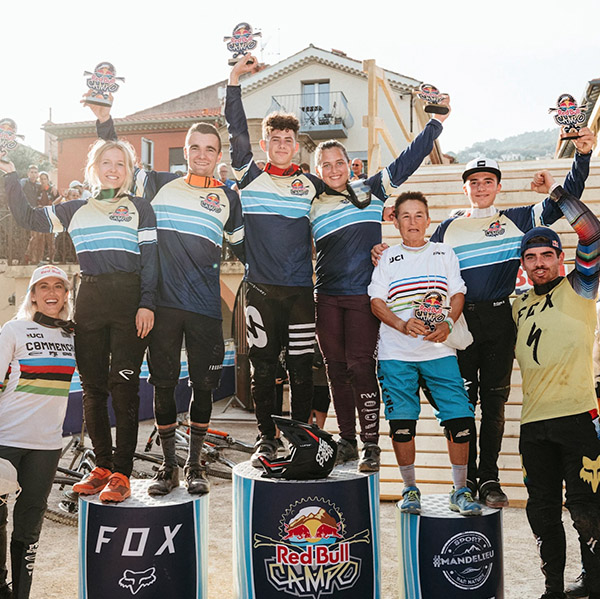 Redbull Campo Mandelieu : Enzo Perez remporte la 1ère