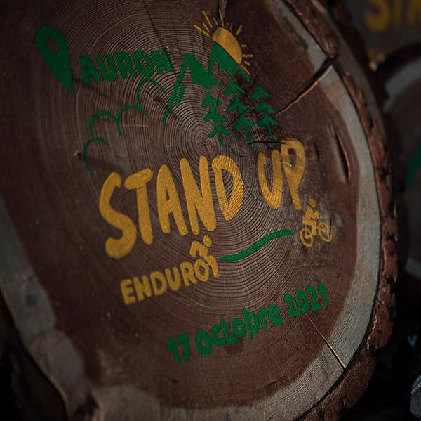 Stand-up Enduro : 1ère réussie, à tous points de vue